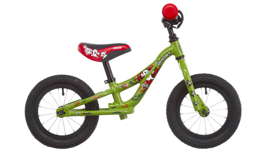 "Ghost Powerkiddy 12"" riot green/riot red/star white"